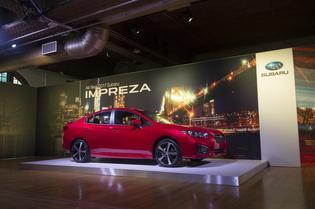 2017 Subaru Impreza Sport Sedan