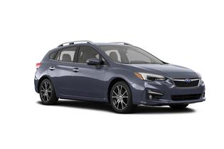 2017 IMPREZA LIMITED 5-DOOR -Crystal Black Silica