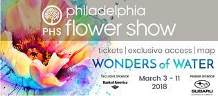 Subaru of America, Inc. Celebrates Longstanding Sponsorship with 2018 Philadelphia Flower Show