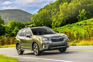 2019 SUBARU ASCENT AND FORESTER NAMED TO PARENTS 10 BEST FAMILY CARS OF 2019