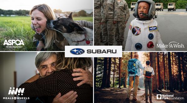 2020 Subaru Share the Love Event