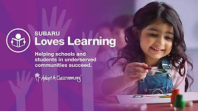 2021 Subaru Loves Learning