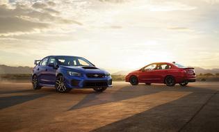Subaru Announces Pricing for 2021 WRX and WRX STI Performance Cars
