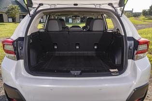 2021 Subaru Crosstrek Limited – interior