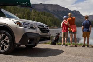 "2020 Subaru Outback Chosen for Autotrader ""Best Cars for Dog Lovers"" List."