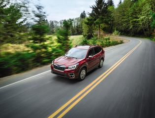 SUBARU RECEIVES FOUR HONORS FROM PARENTS BEST FAMILY CARS 2021