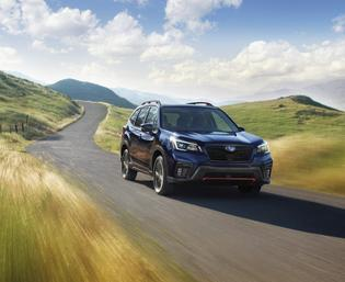 Subaru of America Announces Pricing on 2021 Forester SUV