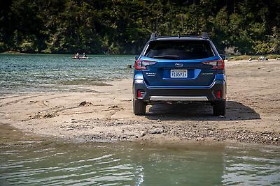 2021MY Subaru Limited