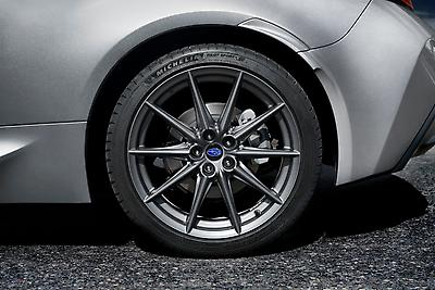 Subaru Announces Pricing on All-New 2022 BRZ.