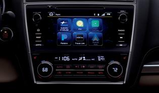 2019 Legacy SUBARU STARLINK Multimedia