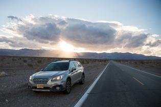 In honor of their centennial year, the national parks and Subaru are working together to help reduce waste and preserve these national treasures for generations to come. Photo credit: Aidan Lynn-Klimenko.