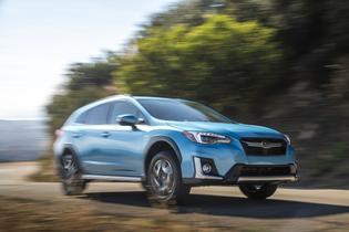 2019 Subaru Crosstrek Hybrid