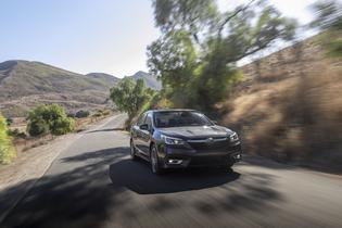 "2020 Subaru Legacy Chosen for Wards ""10 Best User Experiences"" List"