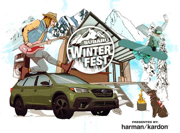 Subaru WinterFest 2020