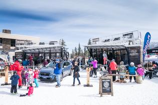 Subaru WinterFest 2019 will feature stops at nine of the country's top mountain resorts, where winter sports buffs and Subaru owners can enjoy music, food & beverage, daily giveaways, gear demonstrations avalanche rescue dogs, and more. For information, visit www.subaru.com/winterfest and follow #SubaruWinterFest.