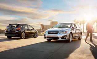 2016 Impreza 2.0i Limited 4-Door and 5-Door