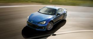 2019 BRZ Limited with Optional Performance Package