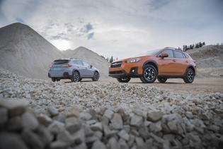 2019 Crosstrek Limited and 2019 Crosstrek Premium
