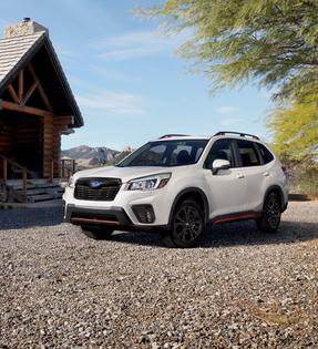 2019 Forester Sport