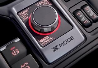 2019 Forester Sport Dual-function X-MODE