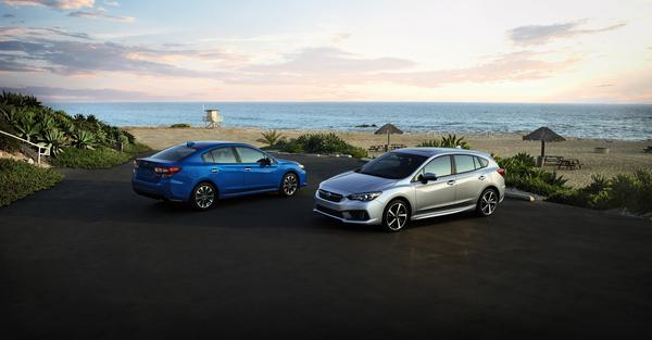 Subaru Impreza Named To Parents® Best Cars for Teen Drivers