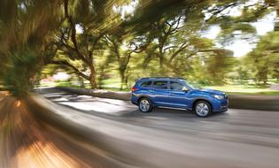2019 Ascent Touring