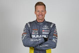 Sweden's Patrik Sandell will look to improve on his third-place overall finish in the 2018 ARX driver's championship during the 2019 season.