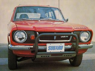 "Subaru DL/GL Wagon Production: 1973-1990   Two trim levels were offered: DL and GL First model to offer ""On-Demand"" 4WD in 1975 Three generations were produced   The official car of the US Ski Team from 1975-1994   Known as the ""Leone"" outside the U.S."
