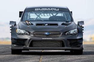 Subaru's decades of rally and rallycross experience were used to build a WRX STI that went beyond anything the brand had done before.