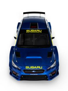 Subaru will compete in the 2019 Americas Rallycross (ARX) series with the WRX STI VT19x Supercar.