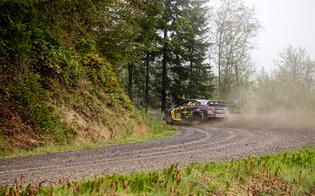 Two wins on the opening stages of Day 2 sealed the deal for Pastrana, who ended the rally with a lead of nearly a minute.