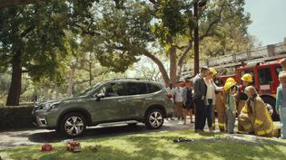 "2018 Subaru Share the Love® Event Commercial: ""Becoming a Hero."" Over the past 10 years, through the Subaru Share the Love Event, Subaru and its retailers have helped grant over 1,800 wishes with Make-A-Wish."