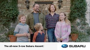 All-new 2019 Subaru Ascent Digital Spot: Boat