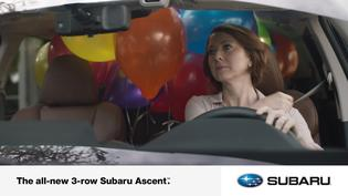 All-new 2019 Subaru Ascent Digital Spot: Can't See