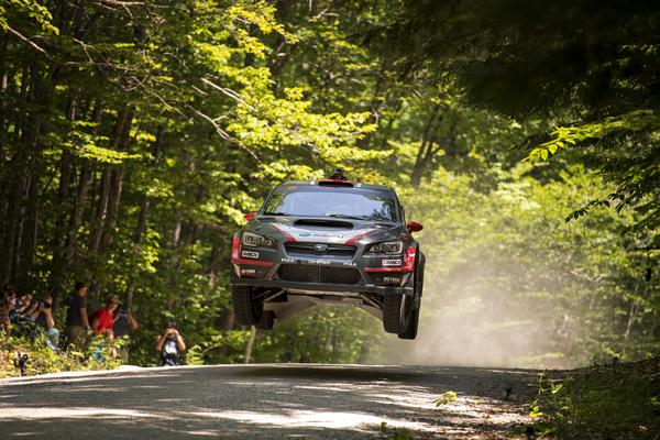 2017 New England Forest Rally