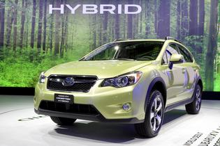 2013 New York International Auto Show debut
