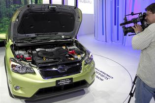 2013 New York International Auto Show debut