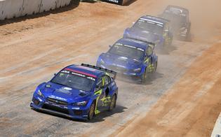 2019 ARX Rallycross Texas