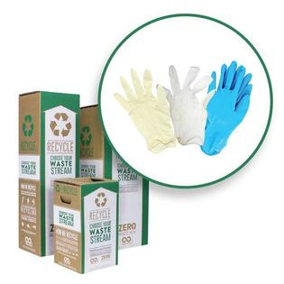 Subaru of America, Inc. expands existing recycling partnership with TerraCycle to include the collection of disposable masks and gloves across more than 20 offices nationwide. Disposable Gloves Zero Waste Box – to recycle vinyl, nitrile, and latex gloves.