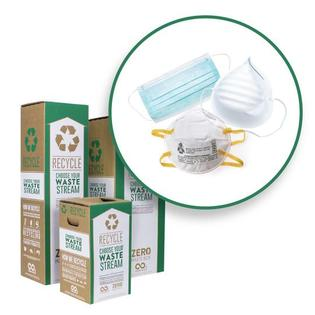 Subaru of America, Inc. expands existing recycling partnership with TerraCycle to include the collection of disposable masks and gloves across more than 20 offices nationwide. Disposable Masks Zero Waste Box – to recycle surgical and industrial face masks.