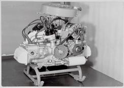 EA52 type 1.0litre Horizontally-Opposed 4 cylinder OHV