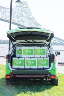 Subaru of America and the Philadelphia Union will donate 4,200 pounds of produce to Chester-area food banks each year.