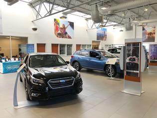 A new Eneref Institute Report on 'National Interior Daylight' features Crews Subaru in North Charleston, South Carolina for using zero-net-energy natural interior daylight skylights to enhance the customers' showroom experience.