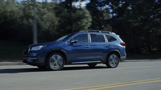 All-new 2019 Subaru Ascent Digital Spot: Important Moments