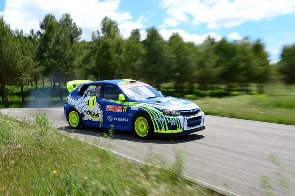 Subaru PUMA RallyCross