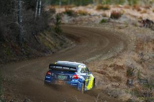 Semenuk began his rally career in 2010 in a WRX, eventually moving on to faster STI models and a Subaru Canada-supported Crosstrek rally car. He has used off-season testing to acclimate to the faster Open Class WRX STI.