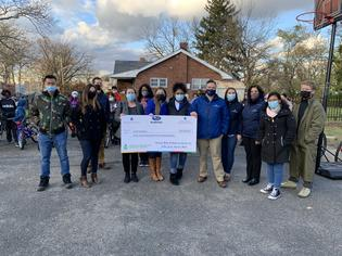 Subaru of America, Inc. American Water, and New Jersey American Water are donating $33,500 to Camden's LUCY Outreach to help local youth nonprofit organization bounce back after a late October robbery.