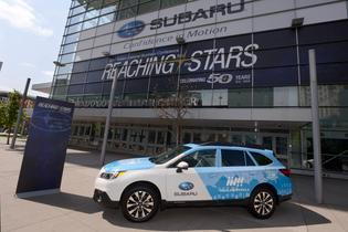 SUBARU DONATES 50 CARS TO MEALS ON WHEELS AMERICA IN CELEBRATION OF 50th ANNIVERSARY IN THE U.S.