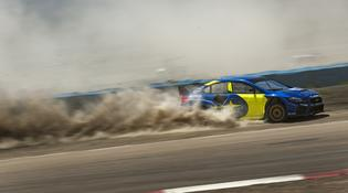 The Subaru rallycross effort has been dominant in 2018, winning three of the first four events of the Americas Rallycross (ARX) season.