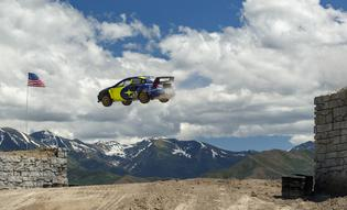 Subaru Motorsports USA will bring a high-flying four-car lineup to Nitro World Games' Nitro Rallycross event, to be held August 16-17 in Utah.